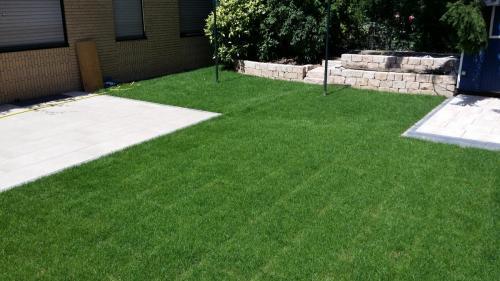 Gartenbau und Gartendesign